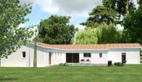 Construction maison Rouillac - Charente - Ligne Tradi