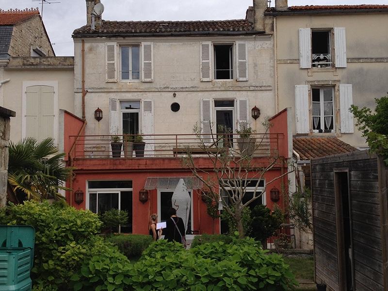 Rénovation de logement à Angoulême - Charente - Avant