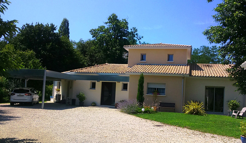 Construction maison Saint-Yrieix sur Charente - Charente - Ligne Tradi