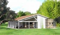 Construction maison Linars - Charente - Ligne Actuelle