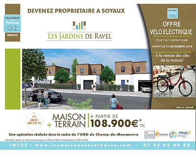 Construction neuve - Soyaux - Charente (16)
